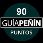90 Puntos, añada 2.011, Guía Peñin 2.015, España