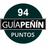 94 Points, vintage  2.008, Guía Peñín 2.015, Spain
